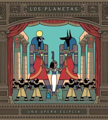 Los Planetas editan su nuevo disco