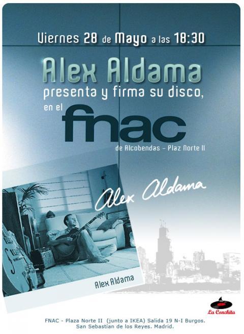 Alex Aldama