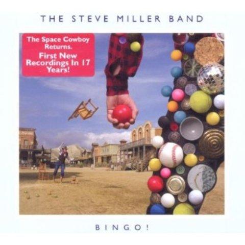 Steve Miller se prepara para el lanzamiento de su nuevo disco