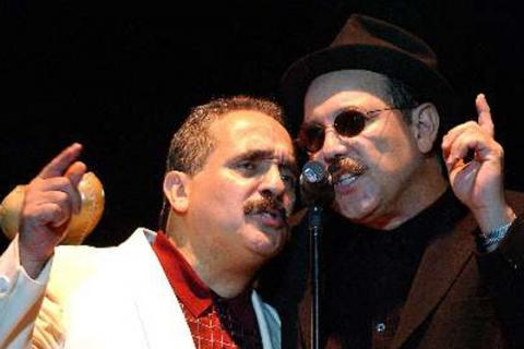 Ruben Blades Willy Colón