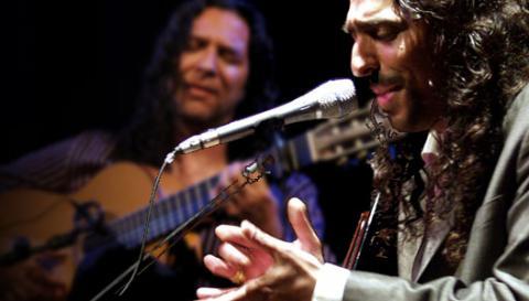 El Cigala, en una nueva aproximación flamenca al tango