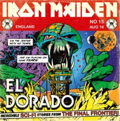 Iron Maiden, detalles de su nuevo disco e inicio de gira mundial