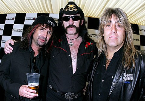 Mikkey Dee y su preocupación por la salud de Lemmy