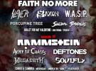 Cerrado el cartel del Sonisphere de Getafe