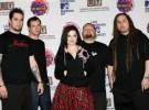 Retraso indefinido del próximo trabajo de Evanescence