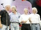 Pink Floyd vuelven a reunirse, gira en 2011