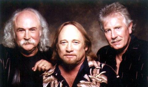 Crosby, Stills and Nash, nuevo disco de versiones