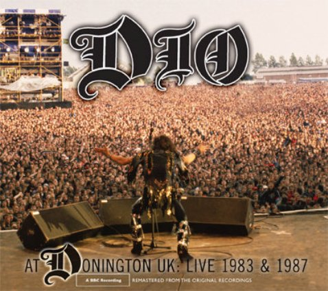 Ronnie James Dio, se editarán dos discos en directo