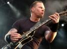 James Hetfield, Metallica, contento por el trigésimo aniversario de la banda