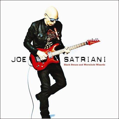 Joe Satriani editará su nuevo disco a principios de octubre