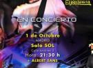 Última Experiencia preparan su concierto en Madrid (1 de octubre)