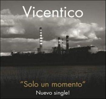 """""""Solo un momento"""", el nuevo album de Vicentico, disponible en formato digital"""