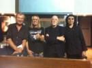 Iommi, Gilan, Lord y McBrain se unen para grabar un tema con fines benéficos