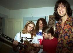 Kurt Cobain, sale a la luz una grabación de 1992