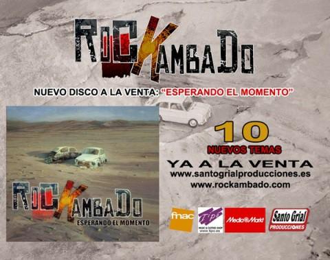 Rockambado, nuevo disco y presentación en Madrid