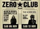 Zero Club Madrid comienza su andadura musical en noviembre
