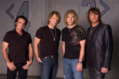 Bon Jovi se toma un año sabático