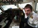Bruce Dickinson fleta su avión para salvar a una tortuga