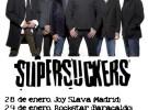 Thin Lizzy y Supersuckers, gira española en enero de 2011