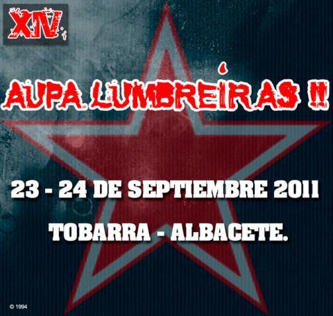 Aupa Lumbreiras!! 2011, en proceso