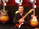 Eric Clapton subastará más de 70 guitarras