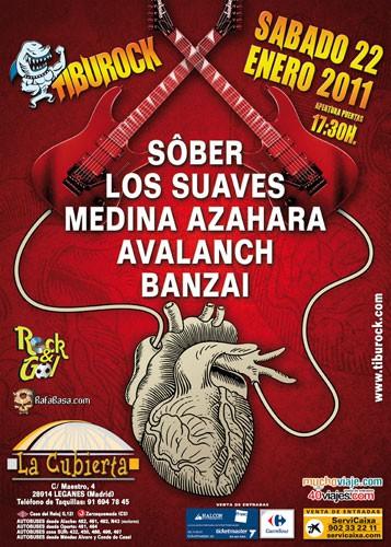 Tiburock: Festival experimental en Leganés