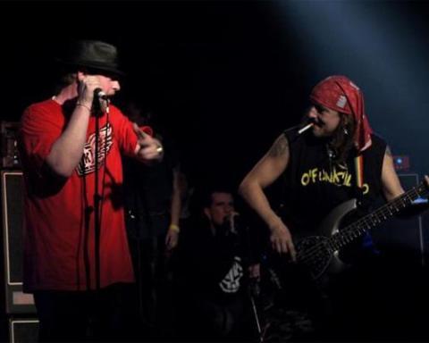 Crónica del fin de gira de O'funk'illo en Sevilla