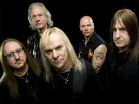 Uriah Heep, preparan su nuevo disco para 2011