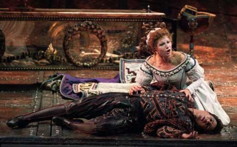 El 3D llega a la ópera con una versión de Lucrezia Borgia