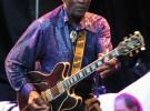 Chuck Berry sufre un desmayo en un concierto