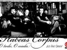 Habeas Corpus saca nuevo disco y prepara gira nacional