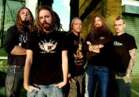 In Flames terminan la grabación de su nuevo disco