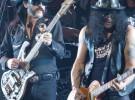 El ayuntamiento de Stoke on Trent no hará las estatuas de Lemmy y Slash