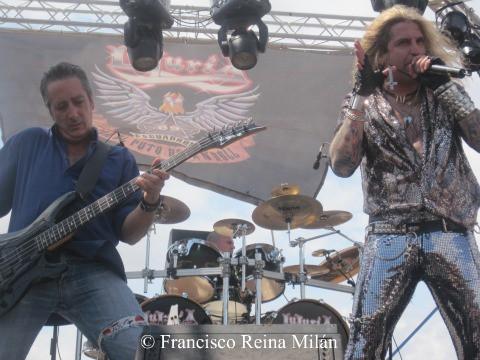 Lujuria Leyendas del rock 10