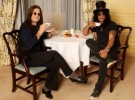 Slash, entrevista sobre Ozzy Osbourne, Axl Rose y Velvet Revolver