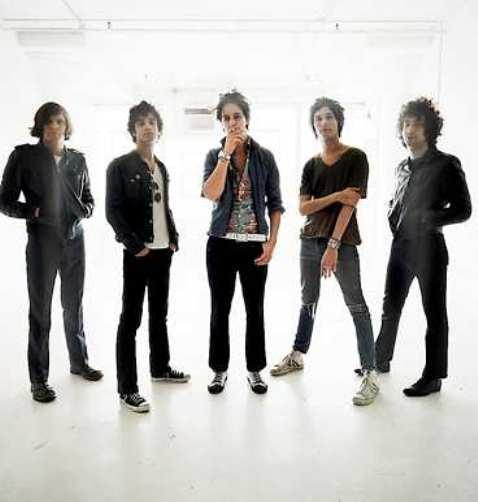 The Strokes, nuevo disco en marzo