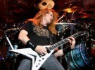 Dave Mustaine, Megadeth, contra Obama