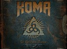 Koma: portada, tracklist, single ('La almohada cervical') y gira de 'La maldición divina'