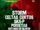 Rock por Palestina: el 25 de Febrero en Sevilla
