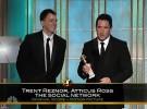 Trent Reznor y Randy Newman, premiados en los Oscar