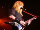 Dave Mustaine y su desmayo en Rusia, toda la verdad