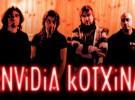 Gira presentanción del nuevo disco de Envidia Kotxina