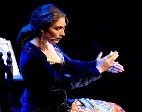 Estrella Morente estará en el LI Festival Internacional del Cante de las Minas