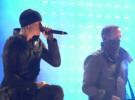 Linkin Park lanzarán un DVD, 'A thousand suns +', con el directo que ofrecieron en Puerta de Alcalá (Madrid)