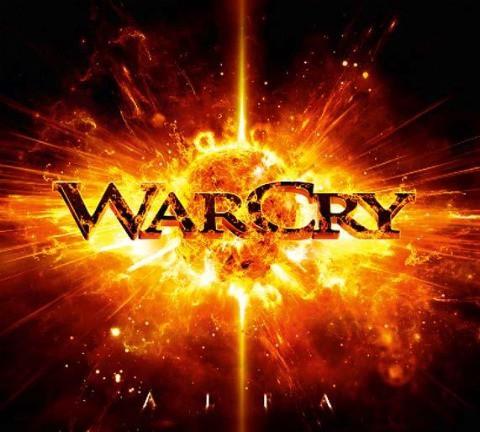 WarCry Alfa portada