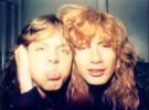 Lars Ulrich y su admiración por Dave Mustaine