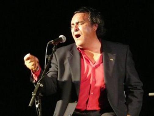 José de la Tomasa recibe el premio Compás del Cante 2011