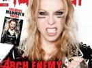 Angela Gossow, Arch Enemy, incendiarias declaraciones