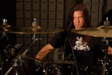 Shawn Drover, batería de Megadeth, comenta los detalles del nuevo disco del grupo
