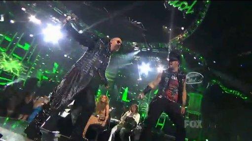 Judas Priest tocaron en la final de American Idol